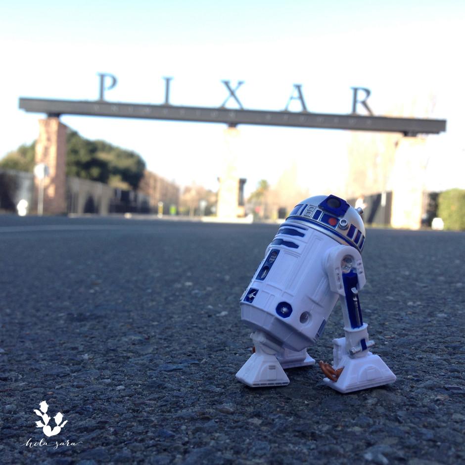 R2-D2 Pixar