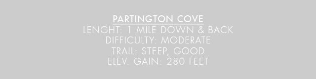 Partington_Cove_Info